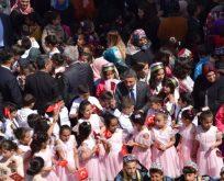 Dilovası'nda Çocuklar Doyasıya eğlendi
