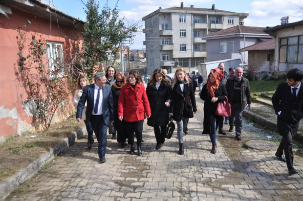 Serap Çakır; Türkiye'ye örnek olacağım