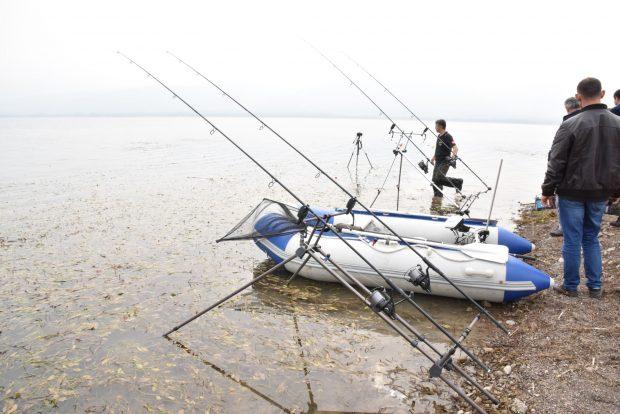 Sazan Balığı Tutma Yarışması başlıyor!