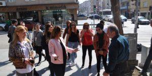 Gebze'de Serap Çakır rüzgârı esiyor