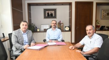 Çayırova'da 3 yıllık toplu iş sözleşmesi imzalandı