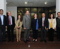 KOÜ'de Otomotiv Sektörüne Yönelik Teknik Toplantı