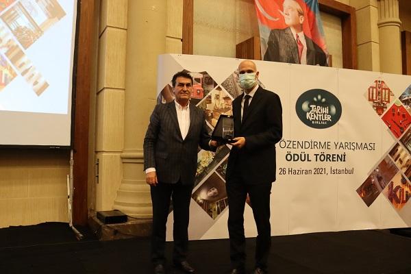 Atatürk Müzesi'ne Ödül
