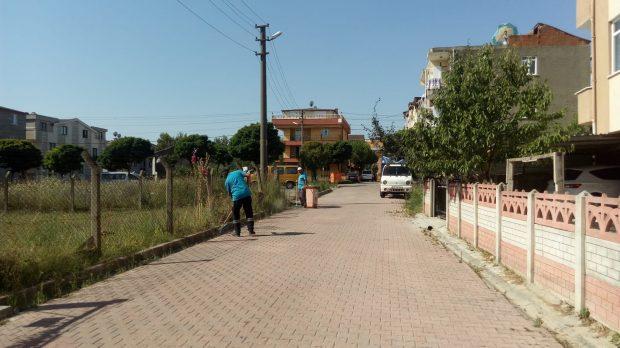 Sokak temizliği için özel ekip