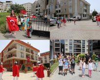 Darıca'da 19 Mayıs coşkusu