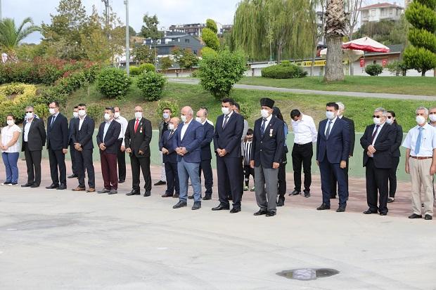 Darıca'da Gaziler Günü