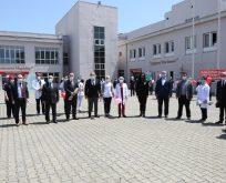 Darıca Farabi'de 'Hemşireler Günü'