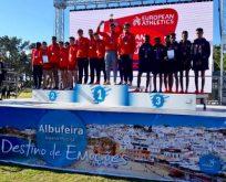 Darıca'lı Atletler Avrupa Şampiyonu