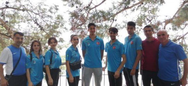 11 sporcu milli takımda