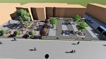 Tarihi Çınaraltı Meydanı Projesini Anketle Vatandaş Belirleyecek