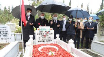 Çanakkale Zaferi'nin 106. Yıldönümünde Darıca'da tören