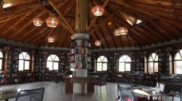 Kitap Kafe kitapseverlerin hizmetine