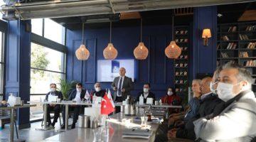 Bıyık, CHP Meclis Grubuna Çalışmaları Anlattı