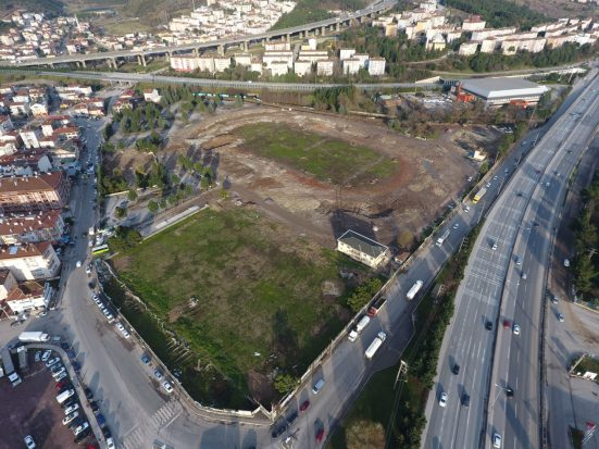 İsmetpaşa Stadyumu alanına millet bahçesi