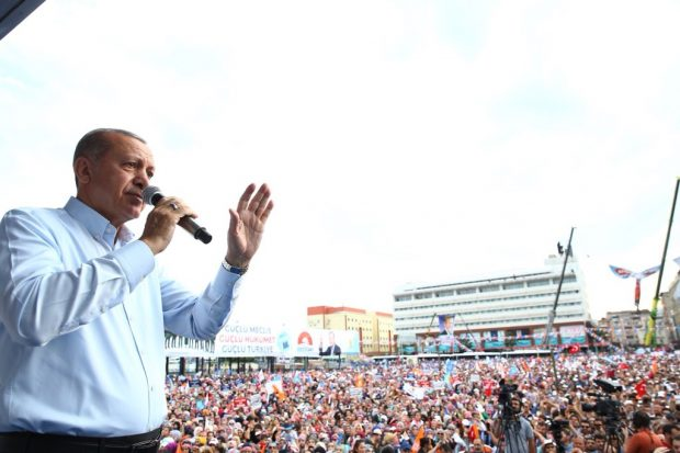 """Erdoğan """"3. üniversite en kısa zamanda"""""""