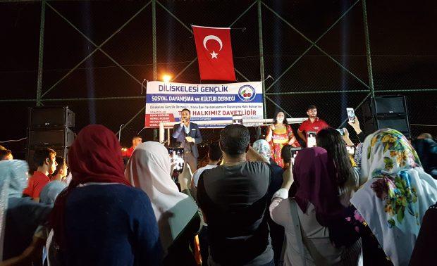 Diliskelesi Gençlik Derneği 1. Yılını Kutladı