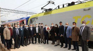 ADA Treni 9 yıllık aradan sonra ilk defa