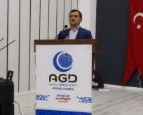 AGD Kocaeli'de Ekim ayı divanı