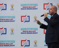 Erdoğan, AK Parti'nin Kocaeli adaylarını açıkladı