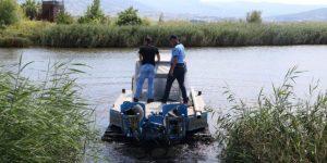 Kaçak midye avcılarına operasyon