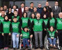 Aksoy'dan 'Engelliler Haftası' Mesajı