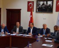Dilovası Ekim meclisi toplandı