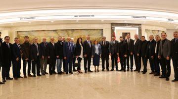Kocaeli ve Gaziantep Ticaret Odalarından Güç Birliği