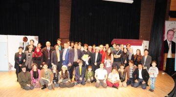 """Gökşen Mustafa Yücel Anadolu Lisesi öğrencilerinden """"ERKEKLER KÖYÜ"""""""