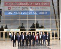 Azerbaycan'da önemli temaslar