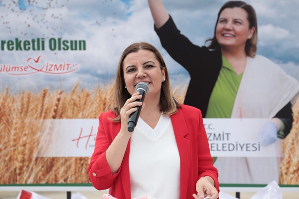 """""""Buğday Üretimini Yüzde 30 Arttırmayı Hedefliyoruz"""""""