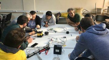 KO-MEK, Fiber Optik Kursu eğitimlere başladı.