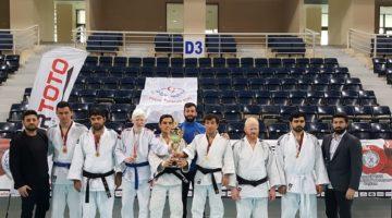 Görme Engelli Judoculardan 11 Madalya
