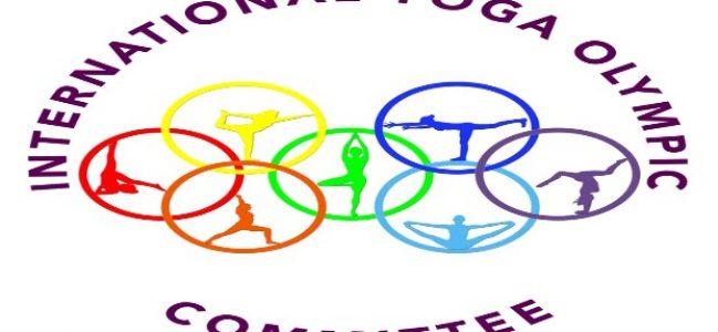 Uluslararası Yoga Olimpik Oyunları Yaklaşıyor!