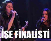 İnanç Türkeş Lisesi finalisti