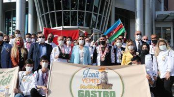 İzmit'in Lezzet Festivali Başladı