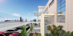 Seka Sporcu Eğitim Merkezi (SEKASEM)'in ikincisi Gebze'de yapılacak.