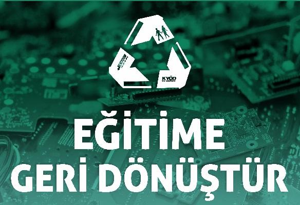 KYÖD Elektronik Atık projesi paydaşları artıyor