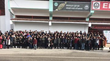 Genç doktor adaylarına Edirne gezisi