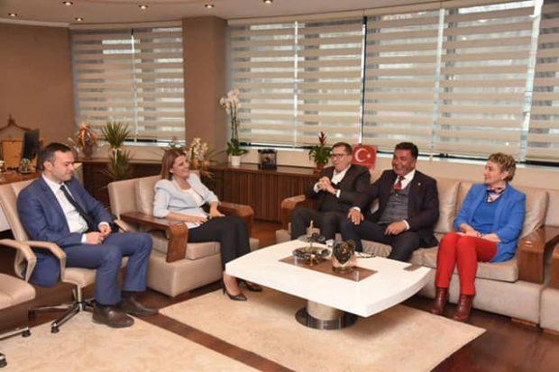 Türkkan'dan Hürriyet'e Ziyaret