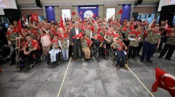 """Engelli Bireylere """"Temsili Askerlik Kına Gecesi """""""