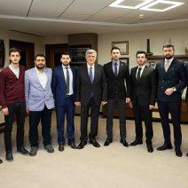 ''Muhsin Yazıcıoğlu'nu rahmetle anıyorum''