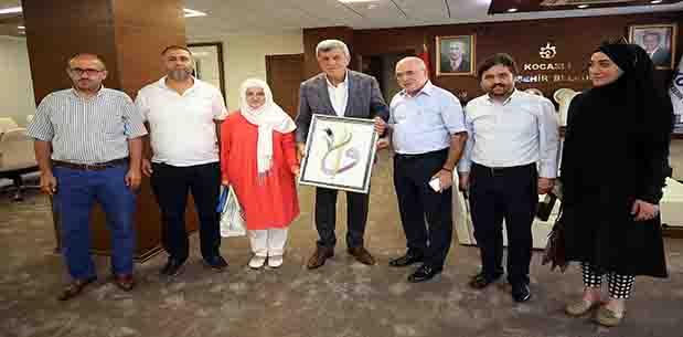 Karaosmanoğlu; Çocuklarımız geleceğin Türkiye'sini temsil ediyor