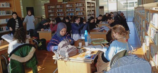Öğrencilerin uğrak mekânı