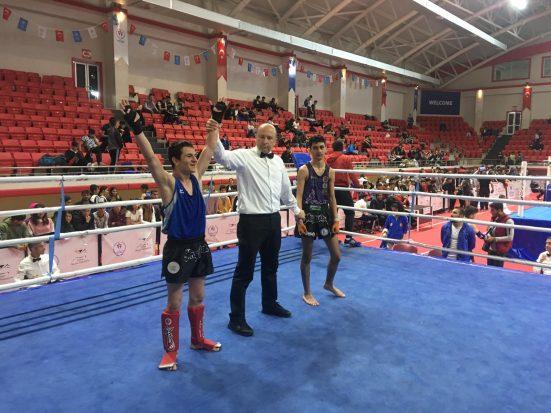 Akman Türkiye Şampiyonu