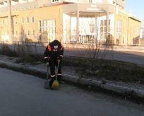 Temiz bir kent için aralıksız çalışmalar