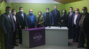 Gebze TV, CHP Çayırova'yı ağırladı