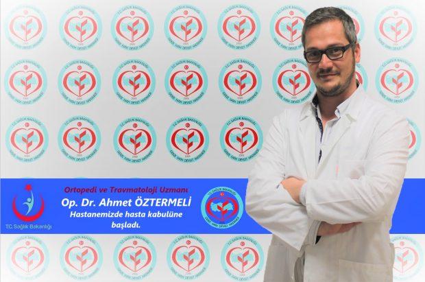 Fatih Devlete Yeni Ortopedi ve Travmatoloji Uzmanı…