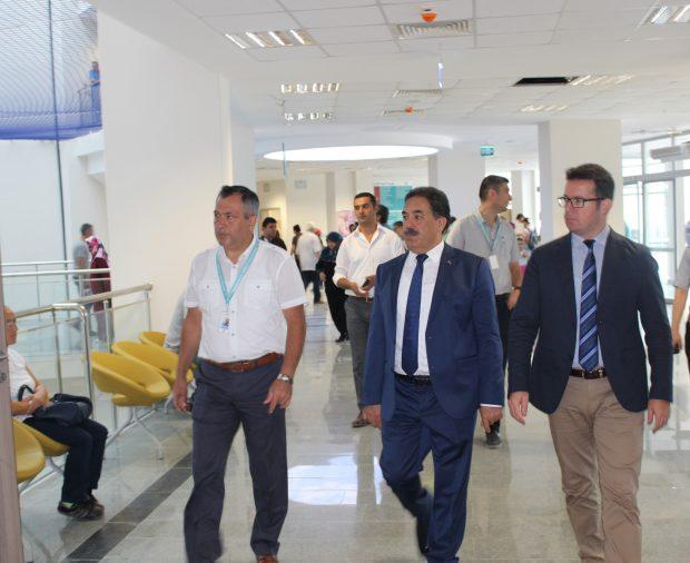 Kaymakam Güler'den Fatih Devlete Ziyaret