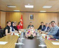Kurumlar Arası İşbirliği Toplantısı Yapıldı