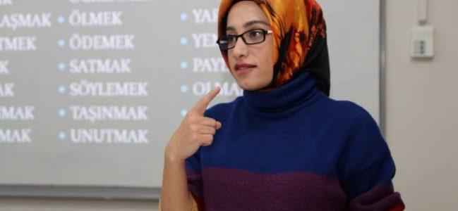 İşaret Dili eğitiminde önemli hamle
